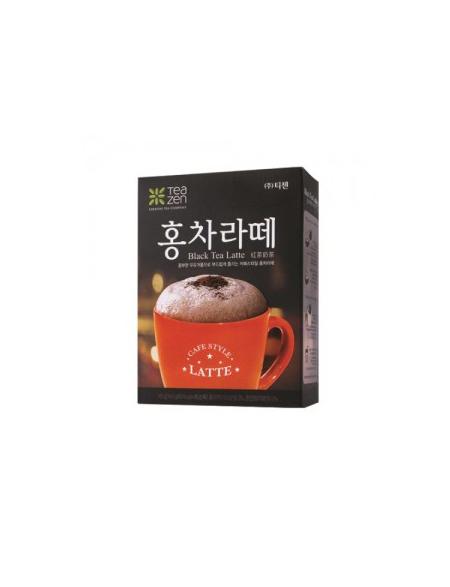 TEAZEN BLACK TEA LATTE