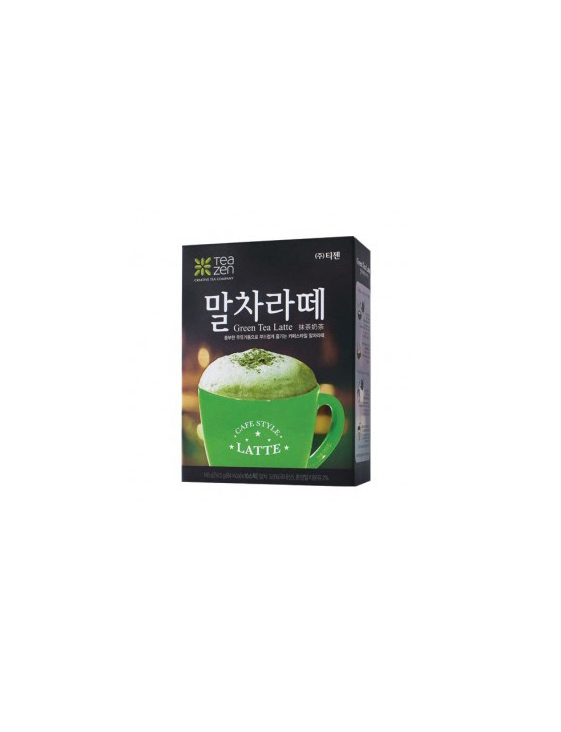TEAZEN GREEN TEA LATTE