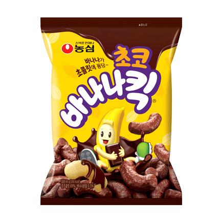 Nongshim Banana Kick Chocolate