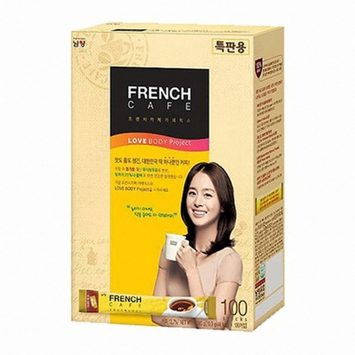french cafe coffe mix 100T
