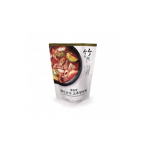 죽장연 고추장찌개 400g